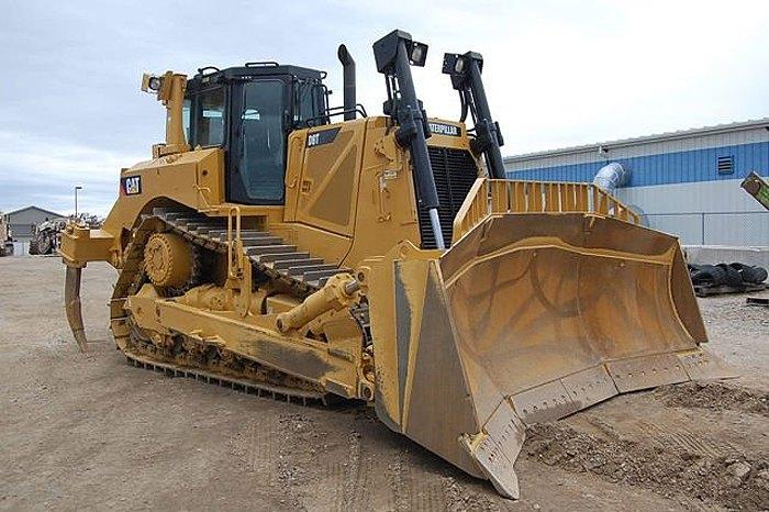 Бульдозера Caterpillar Cat D8T II