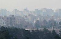 Через забруднення повітря в Тегерані ушпиталено 400 осіб