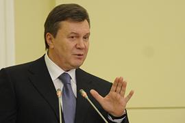 Янукович потребовал установить справедливые тарифы на услуги ЖКХ