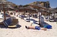 У Тунісі невідомий відкрив стрілянину по туристах, загинули 37 осіб (оновлено)