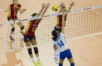 Жіноча збірна України з волейболу вийшла на Євро-2017