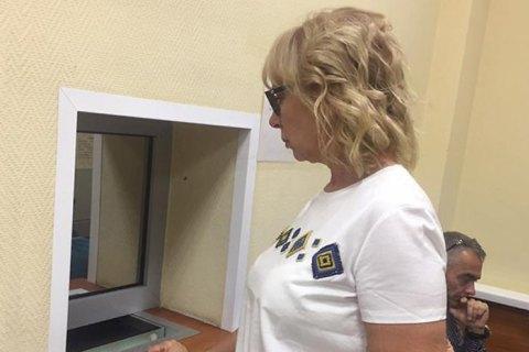 Денисову не пустили к Сущенко вопреки решению московского суда