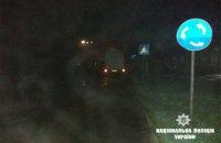 Водитель сбил трех жителей села на Прикарпатье, перекрывавших дорогу в час ночи