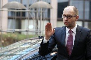 Яценюк собирает министров на внеочередное заседание