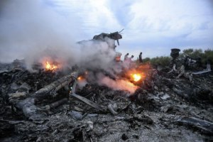 Порошенко заявляет о наличии спутниковых снимков места пуска ракеты, сбившей самолет Malaysia Airlines