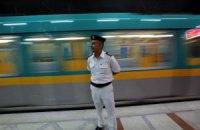 В метро Сантьяго пролунали два вибухи