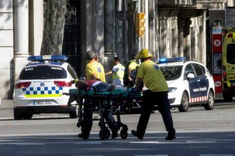 Водитель, сбивший вБарселоне 2-х  полицейских, небыл террористом