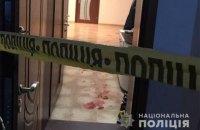 В Хмельницком дебошир ранил полицейского из травмата