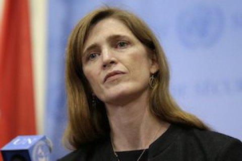Саманта Павер звинуватила Росію в підважуванні світового порядку