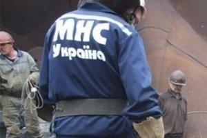 На Тернопольщине ночью горел избирательный участок