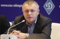 Суркіс: в Україні достатньо стадіонів, на яких можна проводити матчі чемпіонату