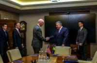 Аваков провел встречу с заместителем Госсекретаря США Эндрюсом