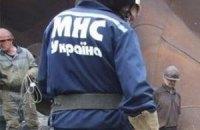 На Тернопільщині вночі горіла виборча дільниця