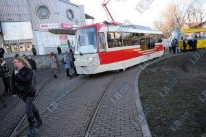 В киевских трамваях обещают запустить бесплатный Wi-Fi