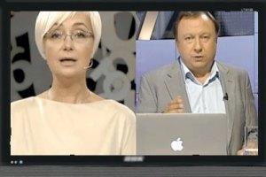 ТВ: Украина - страна или пустыня?