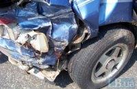 Мужчине оторвало ногу в ДТП в Киеве