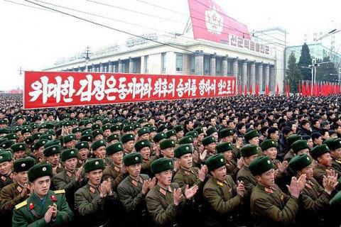Влада КНДР заявила про 3,5 млн добровольців для війни з США