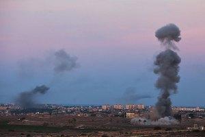 Ізраїль завдав авіаудару по сектору Газа: двоє загиблих