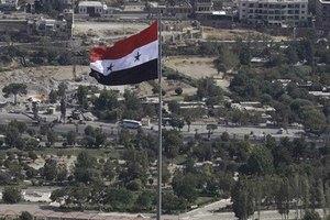 Демонстранты оставили в покое посольство США в Сирии