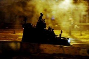 Неизвестные выпустили ракеты по зданию турецкой полиции