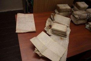 Рада звільнила від мита архівні документи