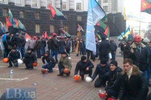Демчишин обвинил Ахметова в организации шахтерских протестов