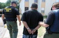 В США провели крупнейшую операцию против нелегалов