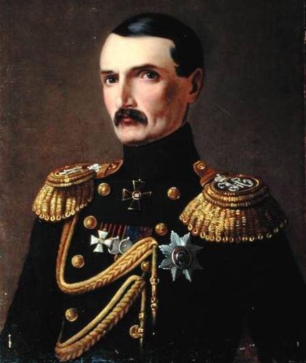 Адмирал Павел Нахимов