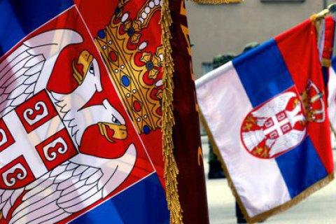 Сербія відкликала дипломатів з Македонії