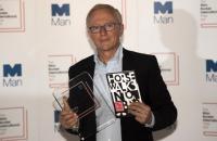 Международную Букеровскую премию в 2017 году получил израильский писатель Дэвид Гроссман