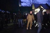 """Нацкорпус"" анонсировал акцию протеста у дома Медведчука"