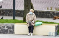Маски на вулицях потрібні тільки там, де багато людей, - заступник мера Києва