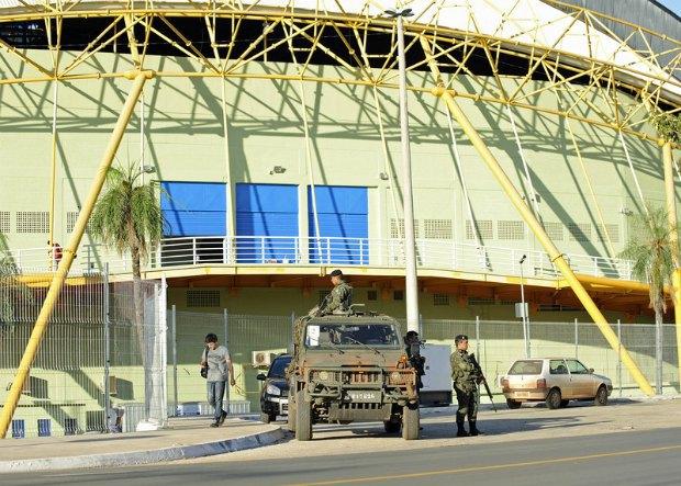 В Куябе в первую очередь думают о безопасности