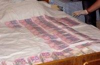 У затриманого начальника ДАІ правоохоронці вилучили понад 1,5 млн гривень