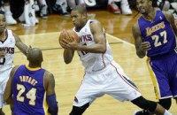 """НБА: """"Озерні"""" дотиснули """"Чикаго"""" у другому овертаймі"""