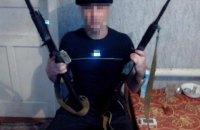 """СБУ затримала бойовика """"ЛНР"""", який обстрілював позиції українських військових"""