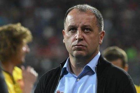 В Украине определили лучшего футбольного тренера 2018 года, и это не Фонсека