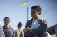 """Зеленський прокоментував заяву Лероса про виключення з фракції """"Слуги народу"""""""