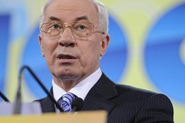 Азаров обещает уйти в отставку