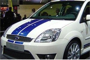 Ford представил новую модель Fiesta ST
