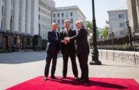 У Києві відкрився 19-й саміт Україна - ЄС