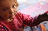 В Нью-Йорке открылась выставка 4-летней художницы