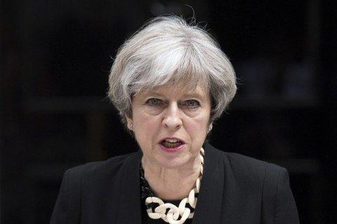 Мей пообіцяла продовжувати фінансування процесу мирного врегулювання в Північній Ірландії після Brexit