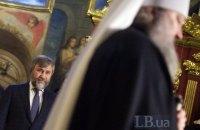 Настоятель Києво-Печерської Лаври Павло (Лебідь): «Я благословляв Порошенка на Президентство»