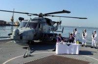 Україна домовилася з Великобританією про спільне виробництво військових кораблів
