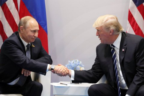 Зустріч Д.Трампа і В.Путіна триватиме близько години— ЗМІ