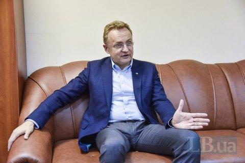 Садовый заявил, что у него нет 50 млн грн для залога