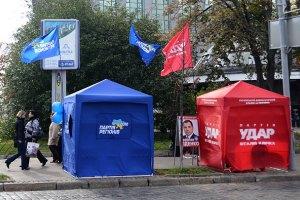 Сегодня завершается избирательная кампания