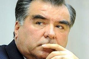 Президент Таджикистана велел пересмотреть нормы питания