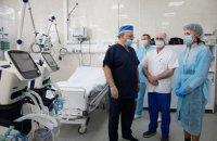 Первые отремонтированные Фондом Порошенко аппараты ИВЛ уже доставлены в больницу